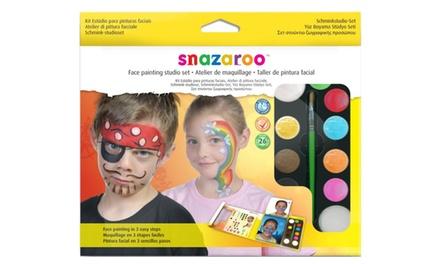 Snazaroo Studio Face Paint Set