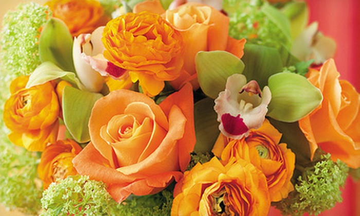 Lilacs and Roses - Pacific: $29.99 for $60 Worth of Floral Designs and Delivery from Lilacs and Roses