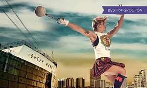 Queen Mary: ScotsFestival Admission on Saturday, Feb 13th, or Sunday, Feb 14th from Queen Mary (Up to 50% Off)
