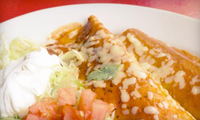 La Hacienda - Highland: $15 for $30 Worth of Latin American Food and Drinks at La Hacienda