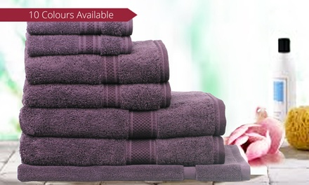 Seven $39 or FourteenPiece $69 Ramesses Egyptian Cotton Towel Set Don't Pay up to $218