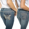 People's Liberation Women's Skinny Jeans