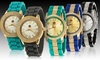 Louis Richard Women's Watches with Swarovski Crystals: Louis Richard Women's Watches with Swarovski Crystals. Multiple Styles from $29.99–$34.99. Free Returns.