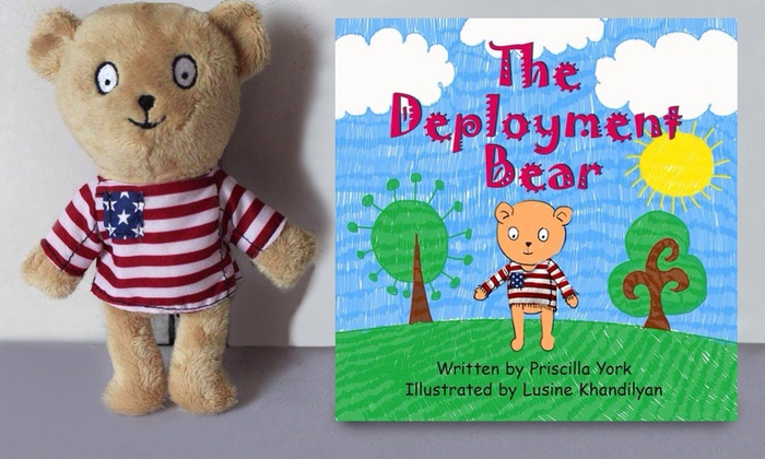 "The Deployment Bear: $21 for a Copy of ""The Deployment Bear"" Children's Book Plus a Plush Bear ($35 Value)"
