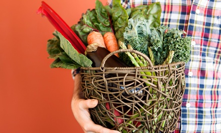 One-Year Membership and Organic Produce Delivered from Fresh Connect KC (Up to 61% Off). Three Options Available.