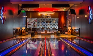 Kings Bowl : Bowling, Billiards, Bocce Ball, Shuffleboard & Foosball at Kings Bowl (Up to 42% Off). Two Options Available.