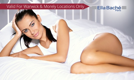 Choice of Facial: One $55 or Two Sessions $99 at Ella Bache, Two Locations Up to $190 Value