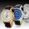 Balmer Men's Swiss Phantom Multifunction Watches