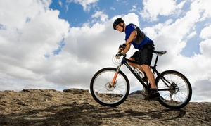 Ninja Mountain Bike Skills: $112 for $229 Worth of Mountain Biking — Ninja Mountain Bike Skills
