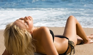 Faux Gleaux: One, Two, or Three Spray Tans at Faux Gleaux (Up to 63% Off)