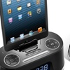 HMDX Bluetooth Speaker & Alarm Clock with Apple Lightning Pin Dock