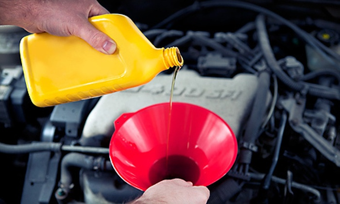 Tilden Car Care - Port Salerno-Hobe Sound: One or Three Conventional- or Synthetic-Oil-Change Packages at Tilden Car Care (Up to 78% Off)