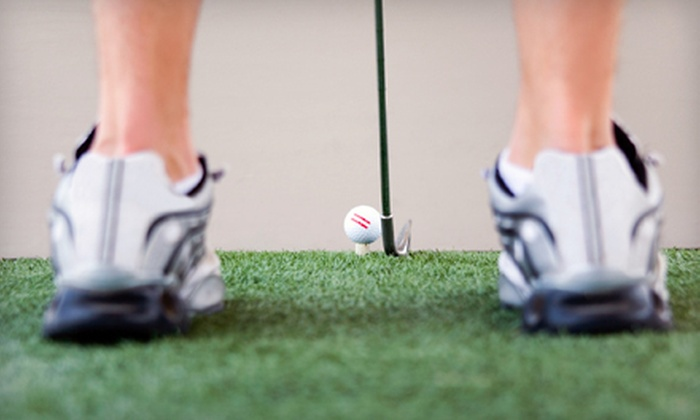 Golf: Inside & Out - North Royalton: Two Hour Golf-Drills Class or One-Hour Swing Analysis at Golf: Inside & Out (67% Off)