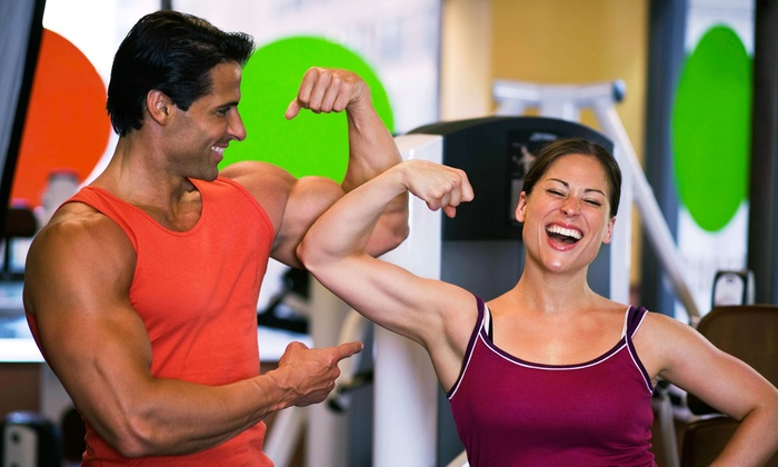 BodyMax Fitness - Merrillville: 3-, 6-, or 12-Week Fitness Program at BodyMax Fitness (Up to 84% Off)