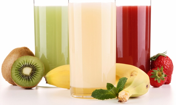 Revive Juice Bar - Downtown Long Beach: Three-, Five-, or Seven-Day Juice Cleanse from Revive Juice Bar (Up to 52% Off)