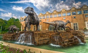 Fernbank Museum of Natural History: All-Day Admission for 2 or option for 2 with IMAX Film at Fernbank Museum of Natural History (up to 22% Value)