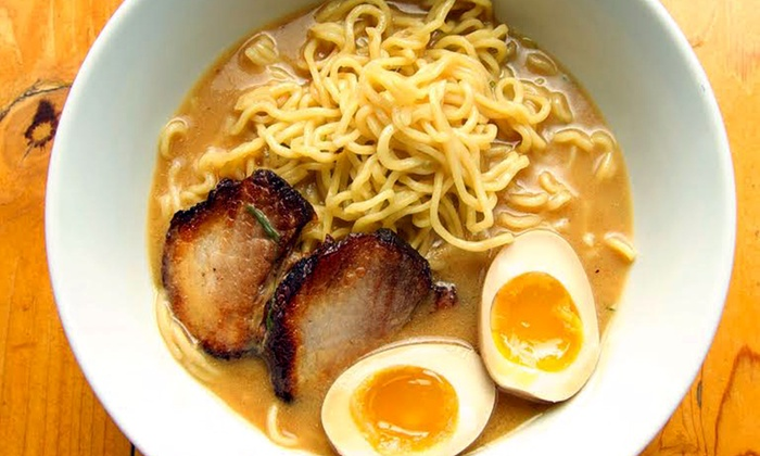 Carlsbad Noodle House - Carlsbad Noodle House: $14 for $20 Worth of Asian Cuisine at Carlsbad Noodle House