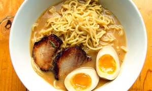 Carlsbad Noodle House: Asian Cuisine at Carlsbad Noodle House (Up to 38% Off). Two Options Available.