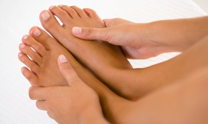 Nueva Nail: Laser Toenail Fungus Treatment for Up to Two Nails or One or Two Feet at Nueva Nail (Up to 70% Off)