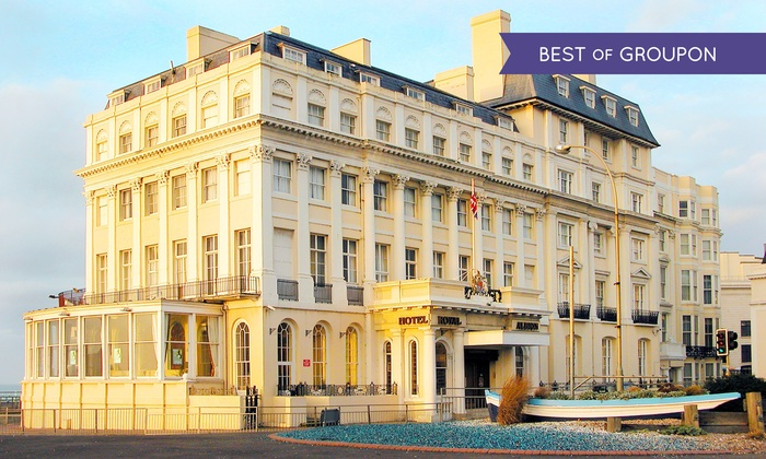 Brighton Hotel Deals Groupon