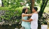 Shira C Photography - Little Rock: On-Location Engagement or Couples Photo Shoot with 10 or 25 Images from Shira C Photography (Up to 56% Off)