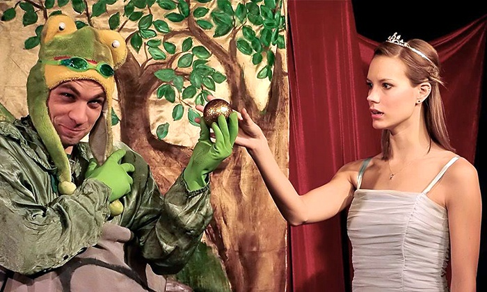 """Frog Prince"" - Galli Theater: ""Frog Prince"" at Galli Theater in the National Comedy Theater on February 1–23 at 2 p.m. (Up to 49% Off)"