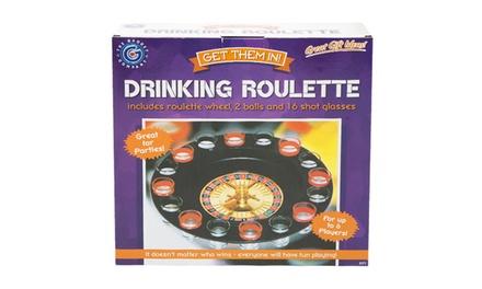 """Jeux à boire Spin The Shot, jeu de roulette à boire 16 verres ou jeu """"Fermez la boite"""" (SaintEtienne)"""