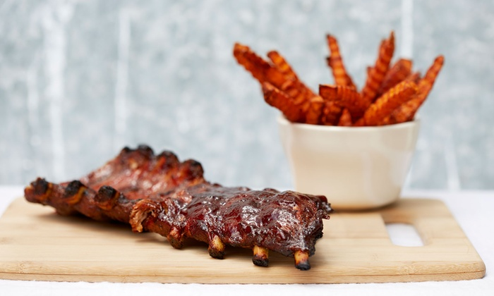 Fat Pete's Barbeque - Fat Pete's Barbeque: $75 for $100 Worth of Gift Cards at Fat Pete's Barbeque