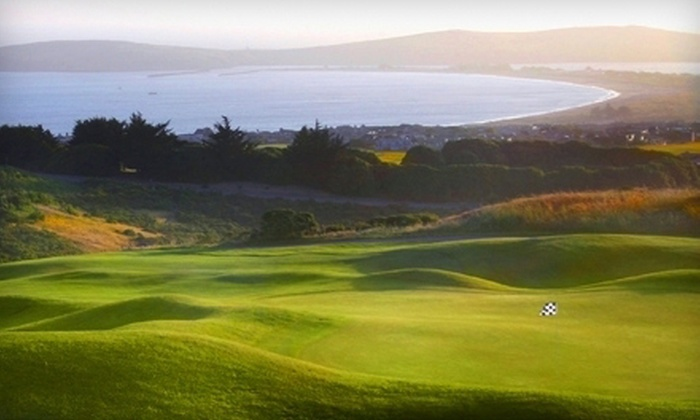 The Links at Bodega Harbour - Bodega Bay: 18 Holes of Golf for One or Two with Cart and Hot Dog Lunch at The Links at Bodega Harbour (Up to 55% Off)
