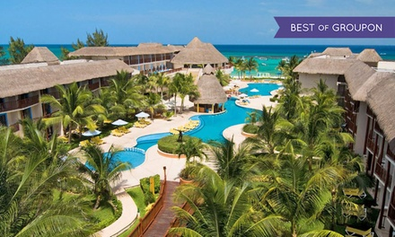 Groupon Deal: All-Inclusive Stay at The Reef Coco Beach All-Inclusive Resort in Playa del Carmen. Includes Taxes and Fees.
