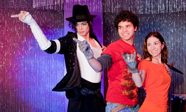 Картинки по запросу museum of madame tussaud singapore michael jackson