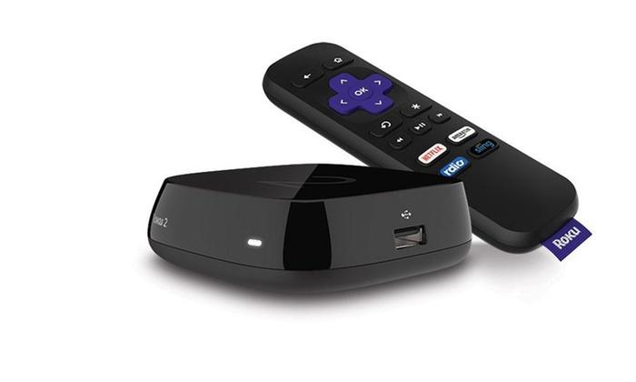 Roku 2 Streaming Media Player (Manufacturer Refurbished)