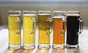 Windsor Homebrew Supply Co: Up to 54% Off Home-Beer Making Class for One or Two people  at Windsor Homebrew Supply Co