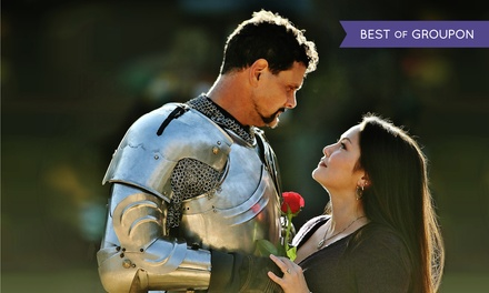 $11 for Admission for One to the Georgia Renaissance Festival ($22 Value)