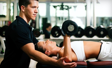 8 Personal-Training Sessions for 1 (a $352 value) - Top Form in Clifton Park