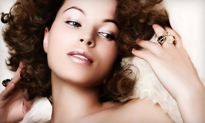 Challise & Company - Hair Skin Body - Marietta: Haircut and Hair Facial, Color, or Partial or Full Highlights at Challise & Company - Hair Skin Body (Up to 54% Off)