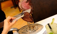 Full Rodizio Dinner at Amor de Brazil Steakhouse (Up to 33% Off). Four Options Available.