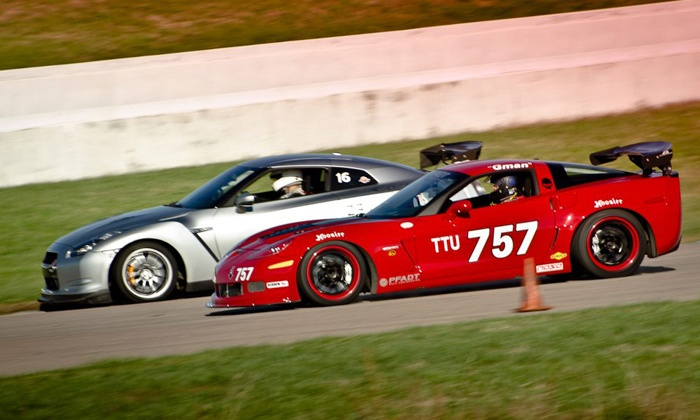 NASA Central Motorsports LLC - Multiple Locations: One-Day Race-Car Driving Course for One or Two at NASA Central Motorsports LLC (50% Off)