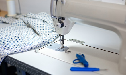 $10 for $20 Worth of Clothing Alterations at Alterations By Sarah
