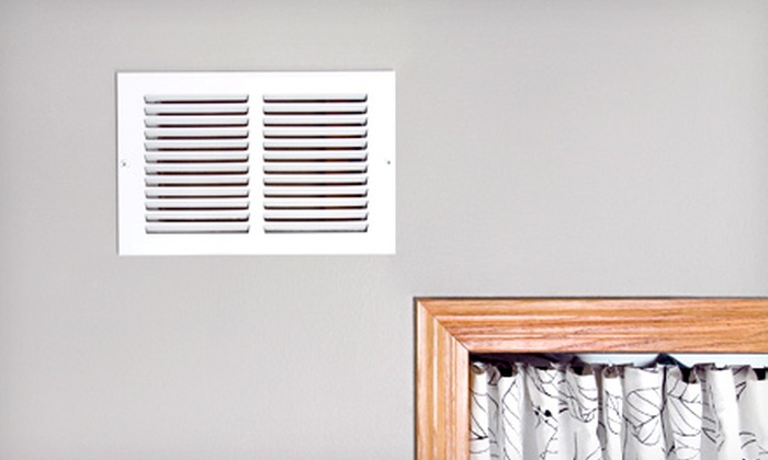 The Duct Guy - Winnipeg: Air-Duct Cleaning for Up to Seven Vents and Complete Furnace Cleaning with Optional Dryer Vent Cleaning (Up to 86% Off)