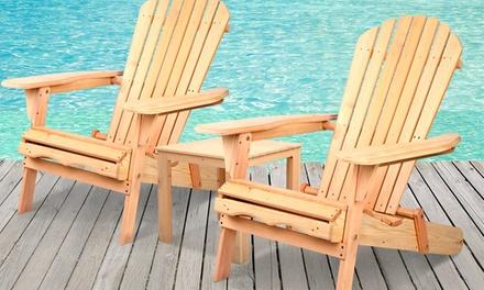 Adirondack style outdoor furniture groupon - Adirondack style bedroom furniture ...