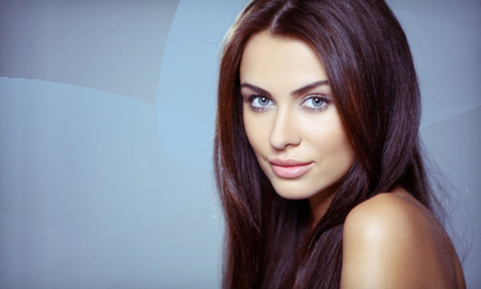 She Goes To Your Head - Astoria: Keratin Treatment with Optional Shampoo, Haircut, and Style at She Goes To Your Head in Astoria (Up to 74% Off)