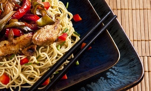 Thai Urban: $10 for $20 or $20 for $40 to Spend on Takeaway Thai Noodles for Dinner at Thai Urban