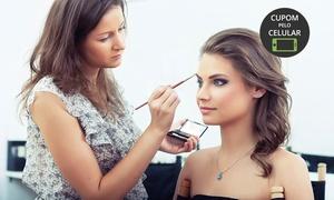 Studio 27: Studio 27 - Águas Claras: maquiagem profissional (opção de aplicação de cílios postiços)