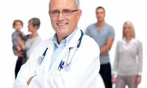 SANITALIA: Un certificado médico-psicotécnico por 19 € o dos certificados por 34 €. Tienes 2 centros para elegir