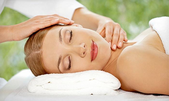 Fantagio Spa - Haddonfield: 60-Minute Swedish Massage, 30-Minute Massage with a Hydrating Body Scrub, or Mani-Pedi at Fantagio Spa (Up to 53% Off)