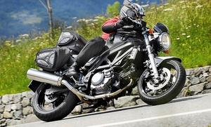 Curso para obtener el carné de moto A1 o A2 con 4 o 6 prácticas desde 39,95 € en dos centros