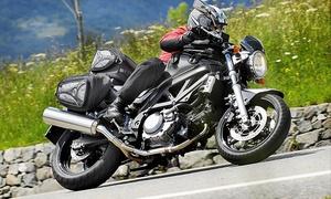 Oton: Curso para obtener el carné de moto A1 o A2 con 4 o 6 prácticas desde 39,95 € en dos centros