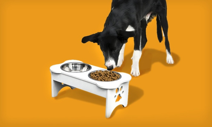 Pet Store Wooden Pet Feeder: Pet Store Wooden Pet Feeder. Free Returns.