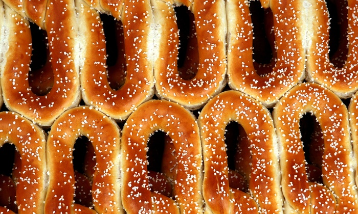Philly Pretzel Factory Williamstown - Williamstown: Three, Five, or Nine 25-Packs of Soft Pretzels from Philly Pretzel Factory Williamstown (Half Off)